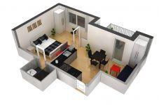 Ferienwohnung in Zürich - ZH Coral - Letzigrund HITrental Apartment