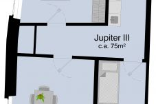 Apartamento en Luzern - LU Jupiter lll - Chapel Bridge HITrental Apartment