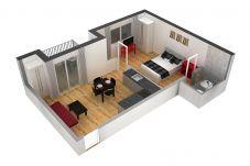 Apartamento en Zürich - ZH Khaki - Letzigrund HITrental Apartment
