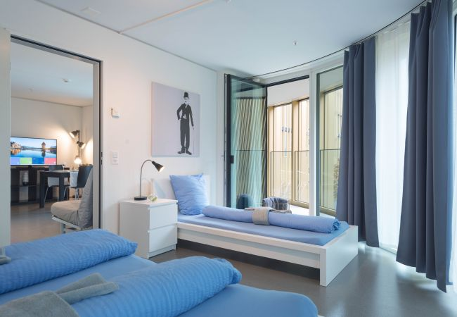 w Luzern - LU Pilatus IV - Allmend HITrental Apartment