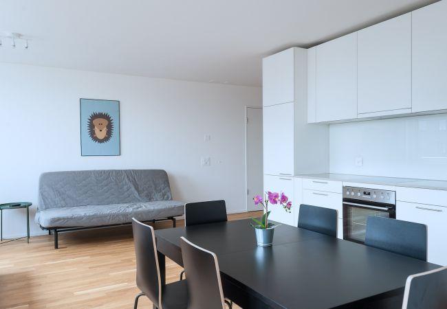 w Basel - BS Hedgehog V - Messe HITrental Apartment