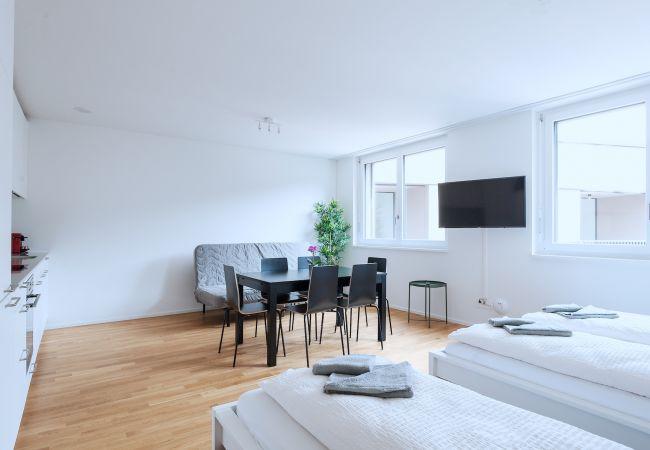 w Basel - BS Lynx III - Messe HITrental Apartment