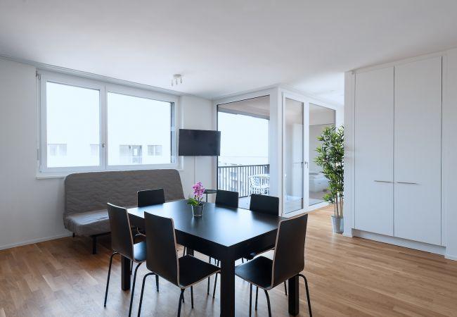 w Basel - BS Bear V - Messe HITrental Apartment