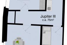 Apartamento em Luzern - LU Jupiter lll - Chapel Bridge HITrental Apartment