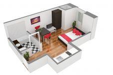Studio in Luzern - LU Pluto lV - Old Town HITrental Apartment