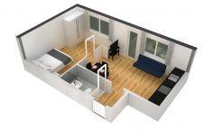 Apartment in Zürich - ZH Indigo - Letzigrund HITrental Apartment