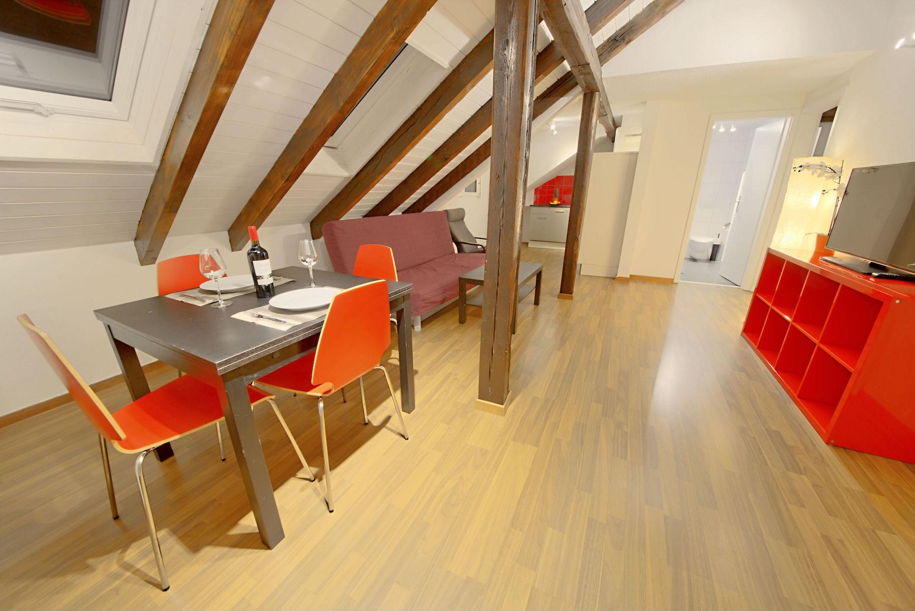 Superior Apartment in Zurich | Strawberry - Oerlikon HITrental