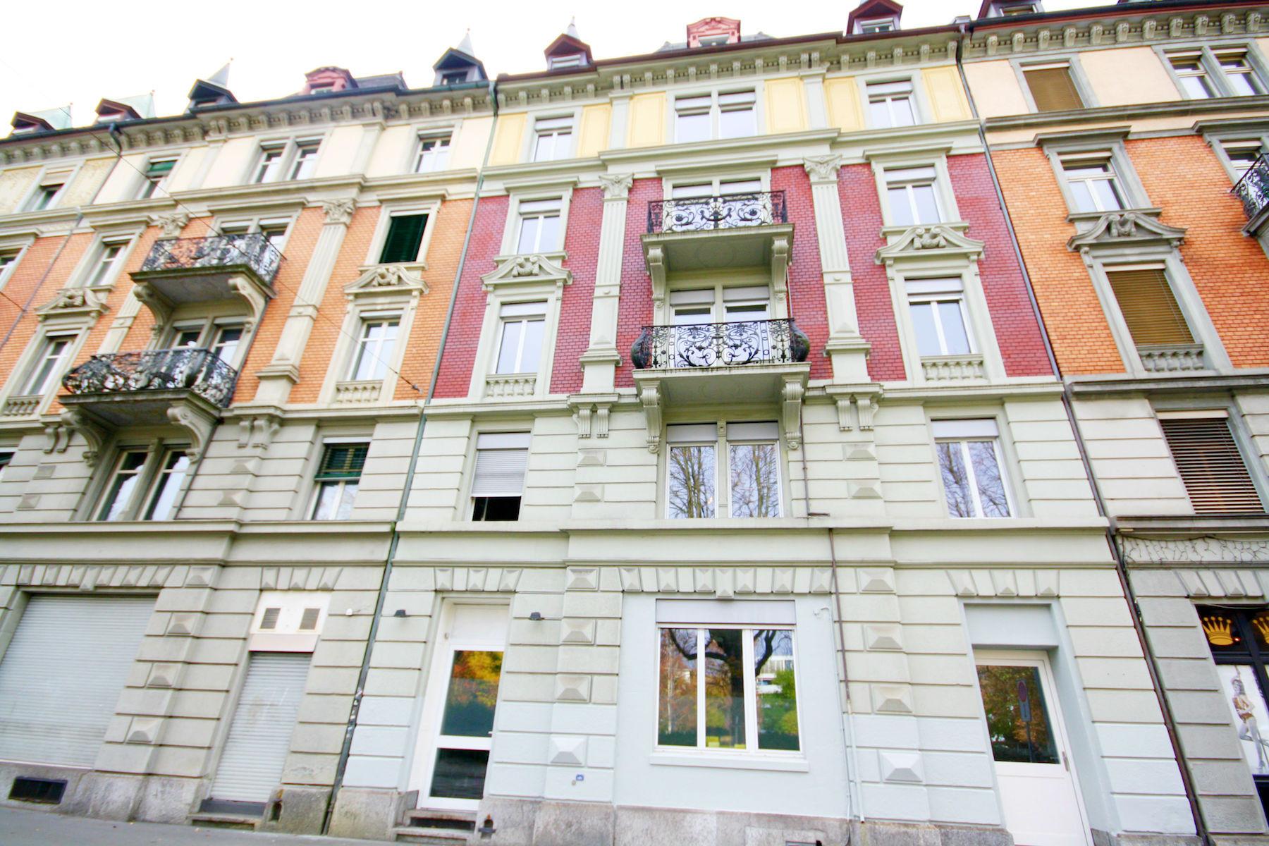 Superior Apartment in Zurich | Botteron - Stauffacher ...