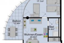 Апартаменты на Luzern - LU Pilatus I - Allmend HITrental Apartment